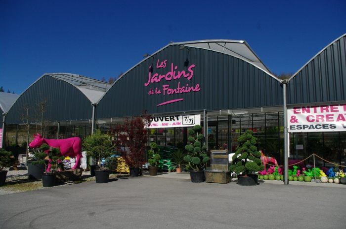 plantations de printemps jardinerie Oyonnax et Moirans en Montagne dans le Jura et dans l'Ain