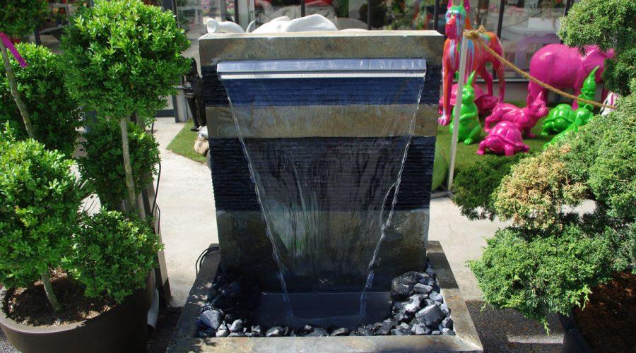 fontaines et jardins aquatiques